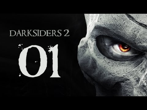 Let's Play Darksiders 2 - Part 1 [PC]
