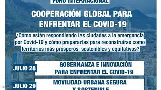 Cooperación global para enfrentar el Covid-19