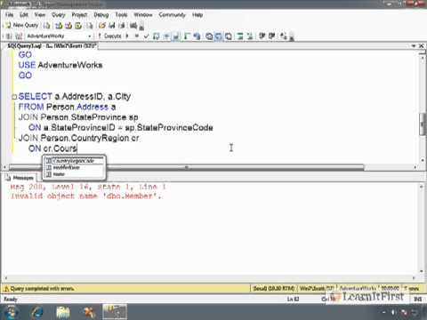 The Four Steps SQL Server Goes Through to Run Your Query