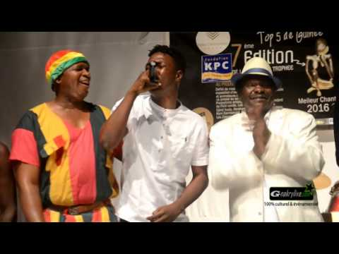 Djérè Foutah   Djarama feat Mory kanté, Petit Kandia et Soul Bangs'