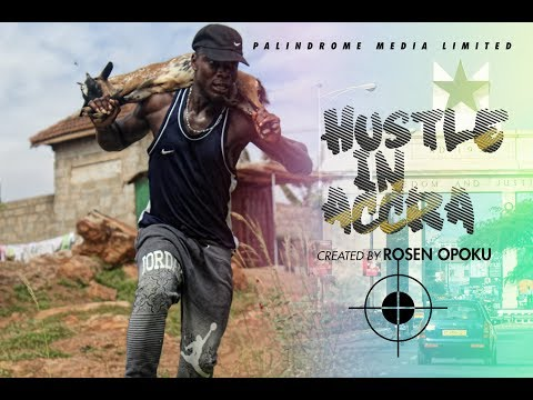 Hustle In Accra Series Snippet