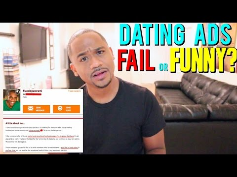 Funny personal dating ads examples