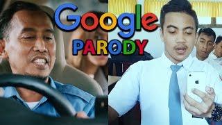 Parody Iklan Google Salah Lirik lagu