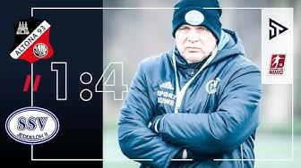 Gelungener Einstand für Oliver Reck | Altona 93 - SSV Jeddeloh 1:4 | Highlights Regionalliga Nord