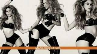 Shakira Waka Waka (spanish version)