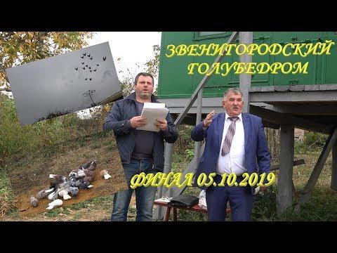 Звенигородский голубедром. Финал. Полет и Награждение