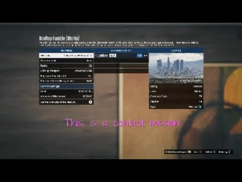 GTA Online - Rank 1475 stats all LEGIT