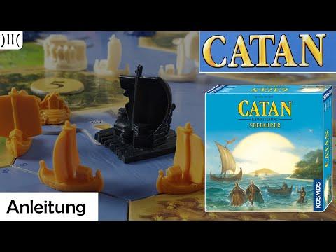 Die Siedler Von Catan (Seefahrer) - Aufbau, Regeln, Szenarien Und Tipps