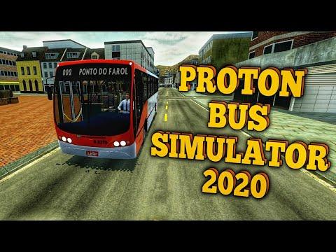 Proton Bus Simulator 2020 - Мобильный OMSI! #2 |