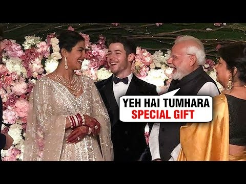 This Is What Prime Minister Narendra Modi GIFTED Priyanka Chopra Nick Jonas For Their Wedding
