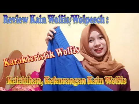 Download Review Kain Wolfis/Wolpeach:Karakteristik, Kelebihan, Dan Kekurangan Kain Wolfis/Wolpeach