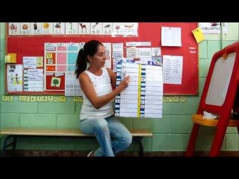 Materiales para registrar la asistencia en educaci n for Asistenciero para jardin de infantes