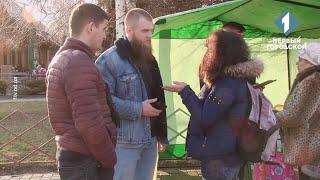 Народний депутат України Артем Дмитрук зустрівся із мешканцями Таїрова