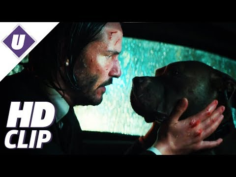 """John Wick: Chapter 3 - Parabellum (2019) - Official """"Taxi"""" Clip 