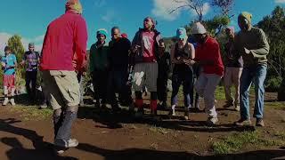 ChaCha Tours   Kilimanjaro Singing
