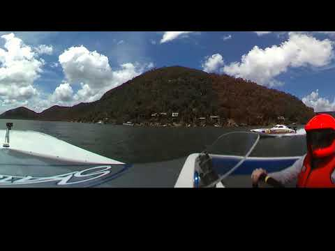 Bridge to Bridge Powerboat Race 2017 Hawkesbury River in 360 HD