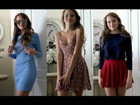 ASMR Whispered Fashion Haul ♥