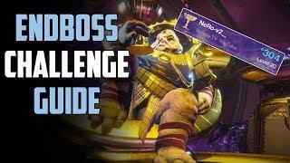 Destiny 2 : Calus Challenge Mode Guide [ Deutsch / German ]