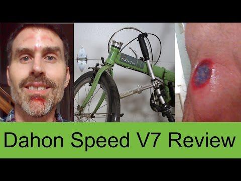 Dahon Speed V7 Review