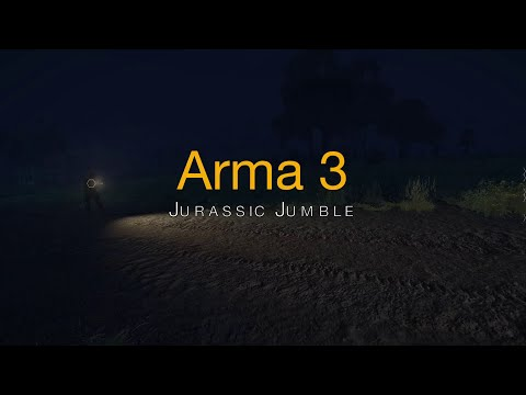 Arma 3 - Jurassic Jumble