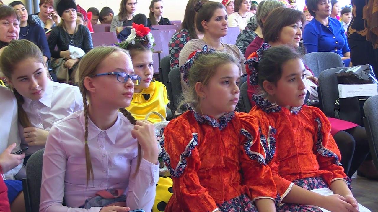 VII муниципальный фестиваль народов Быковского района