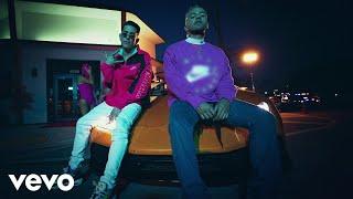 Смотреть клип Feid, Lenny Tavárez - Badwine | Remix