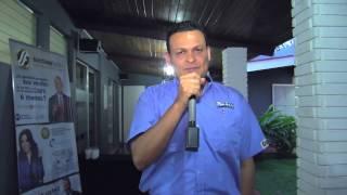 Luis Martinez Centeno - Gerente de ventas BIMBO Nicaragua
