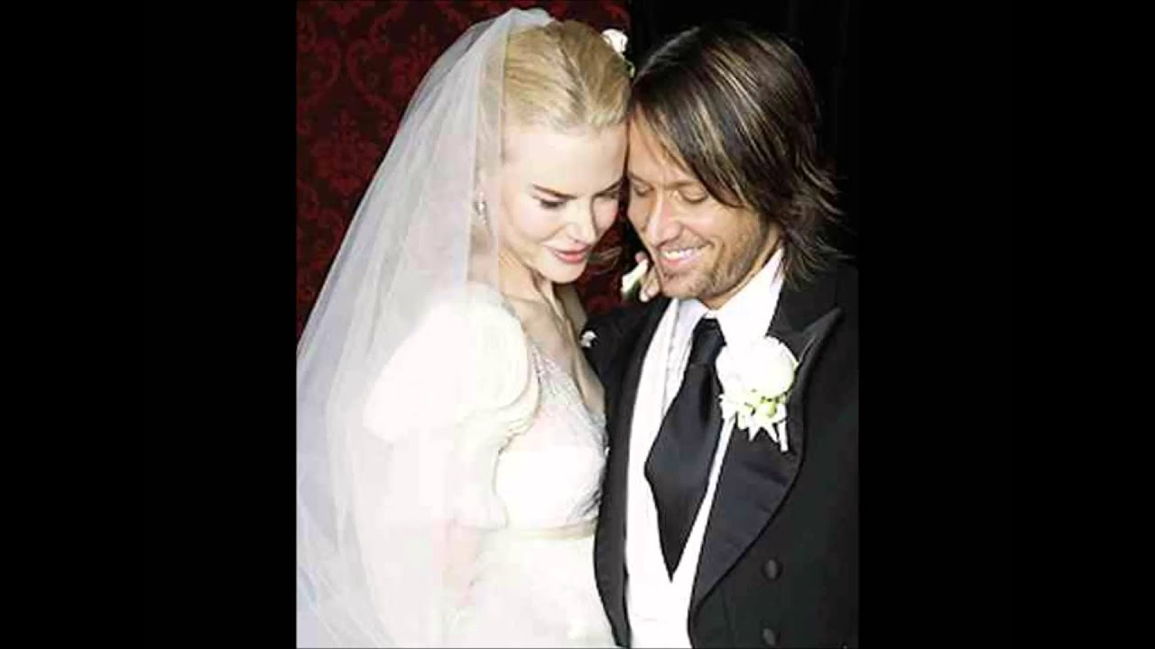 Keith Urban and Nicole Kidman Wedding YouTube