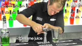 How To Mix A Fizzy Delight - Volare In The Mix Episode 70