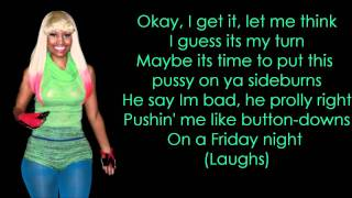 Nicki Minaj - Bedrock Lyrics