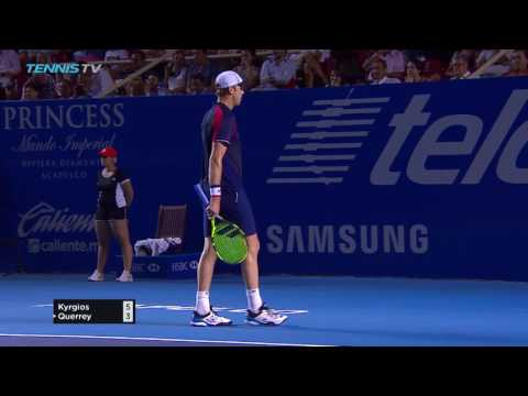 Highlights: Nadal Sets Querrey Final Clash In Acapulco 2017