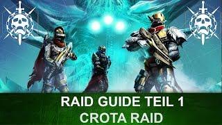 Destiny Crota Raid Guide Lampen 390 / Crota Raid Teil 1 (Deutsch/German)