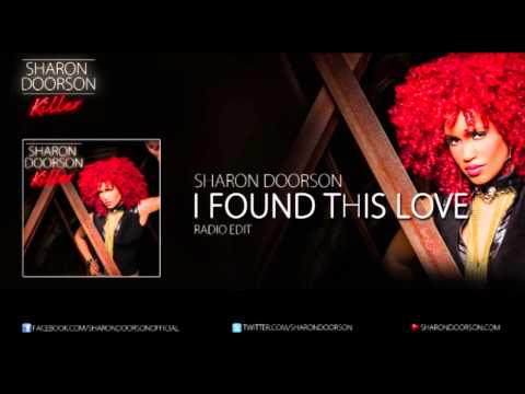 Клип Sharon Doorson - I Found This Love