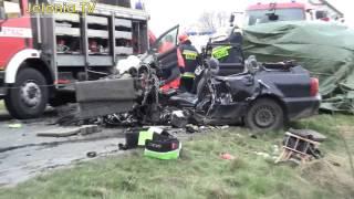 Śmiertelny wypadek na drodze Jelenia Góra - Karpacz