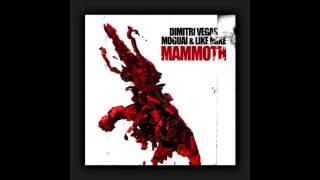 Dimitri Vegas feat. MOGUAI & Like Mike - Mammoth (HD) (Audio) thumbnail