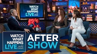 After Show: Molly Shannon Describes Sneaking On A Plane   WWHL