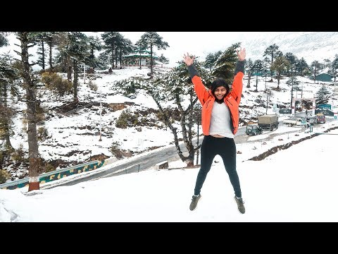 DID WE MAKE IT TO TAWANG? || Travel With Me - Vlog #3 || Kritika Goel