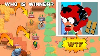 BRAWL STARS ANIMATION: FUNNY MOMENTS & FAILS (Parody)