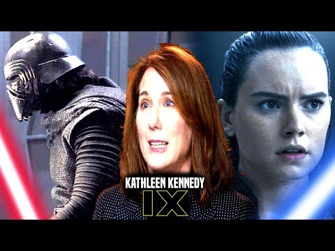 Star Wars! If Episode 9 Fails What Happens To Kathleen Kennedy!