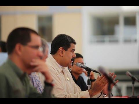 Maduro anuncia aumento a partir del 1 noviembre: Sueldo+tickets = Bs. 90.212