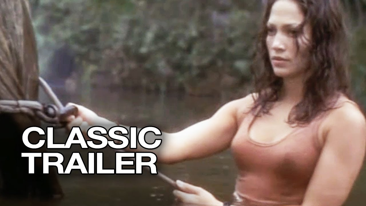 Download Anaconda (1997) Official Trailer #1 - Jennifer Lopez Movie HD