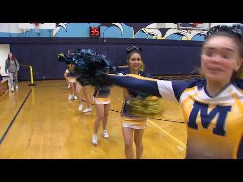 Highlights - Mount Vernon vs. Mariner boys basketball