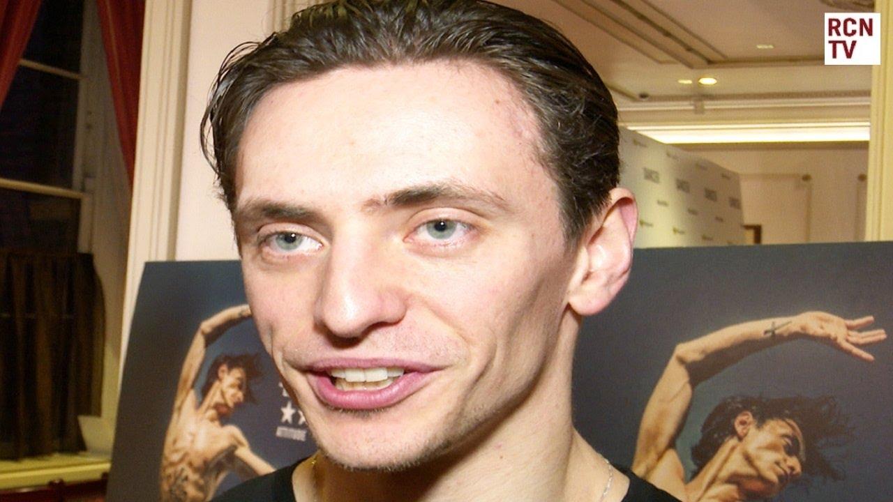 Sergei Polunin Interview Dancer Documentary Premiere Doovi