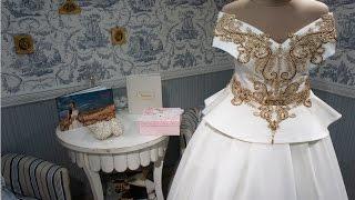 Шикарное Свадебное Платье от Tulipia