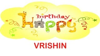 Vrishin   wishes Mensajes