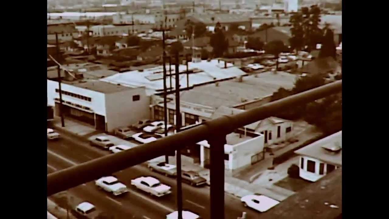 National Wire & Cable Historic 1950 Vintage Los Angeles CA ...