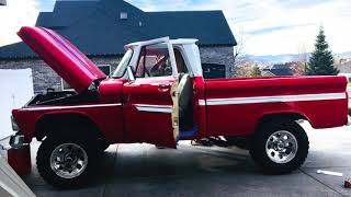 1964 K-10 Chevy Truck