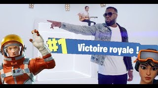 Maître GIMS - La Même - En duo avec Vianney (Parodie FORTNITE) LionNoir