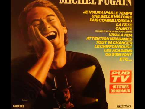 Michel Fugain - Jusqu'à demain peut-être