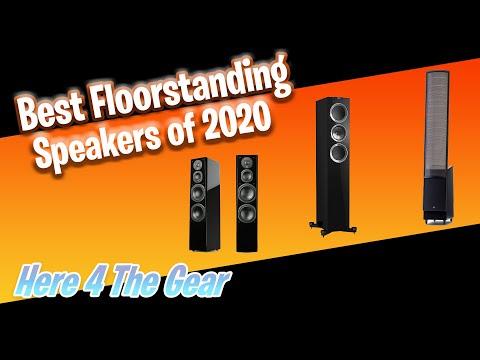 Best Floorstanding Speakers of 2018. Best Stereo Speakers of 2018.